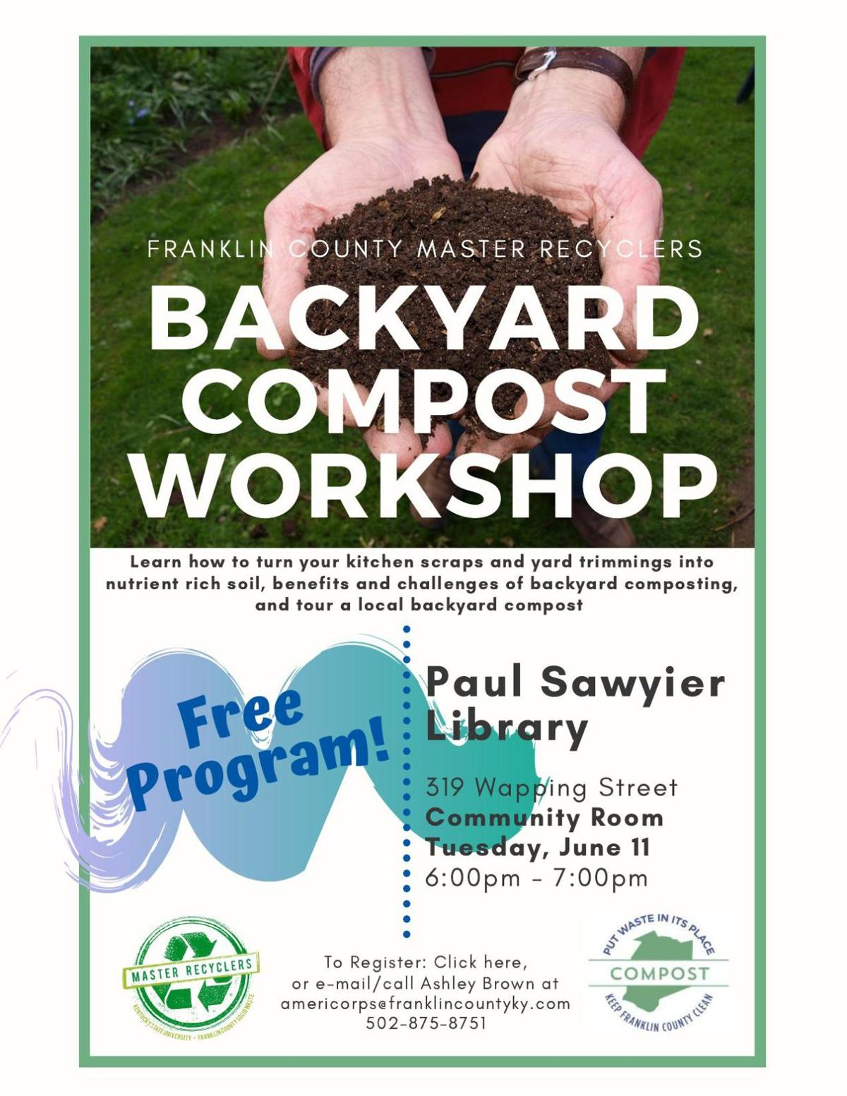 Backyard Compost Class