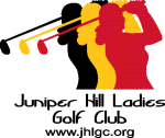 Juniper ladies golf news logo