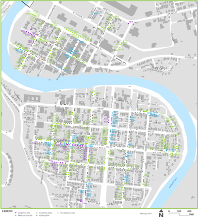 Partial Downtown Tree Map as of Nov. 18.png