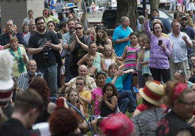 Downtown Frankfort Summer Concert Series