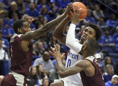 E Kentucky Kentucky Basketball
