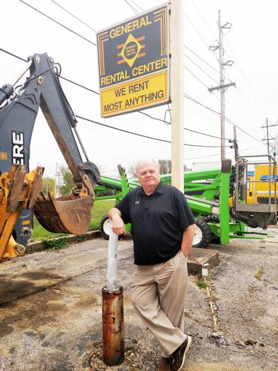 Business spotlight: From champagne fountains to backhoes, General Rental has it all
