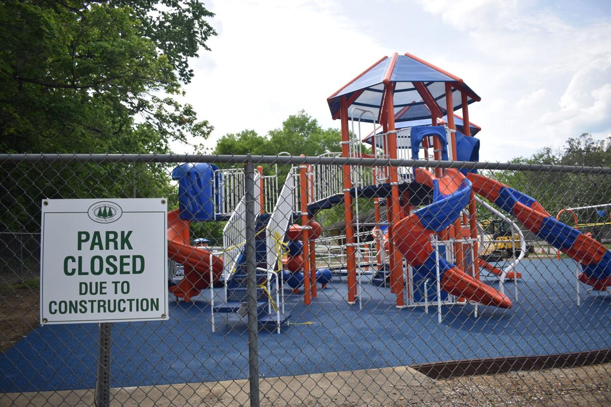 Charlie Tippett playground
