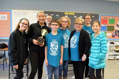 Second Street School club receives state U.N. Assembly award