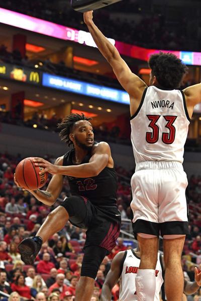 North Carolina Central Louisville Basketball