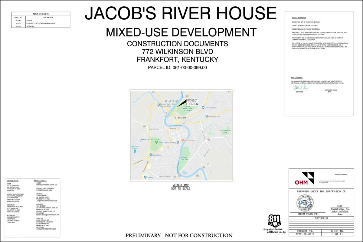 Jacob's River House