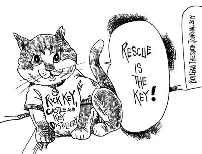 CARTOON: Rescue is the Key