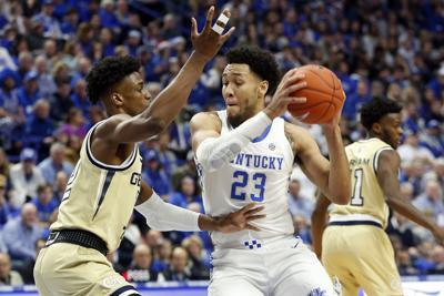 Georgia Tech Kentucky Basketball