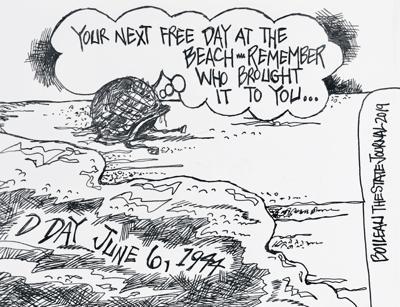 Cartoon (June 6)