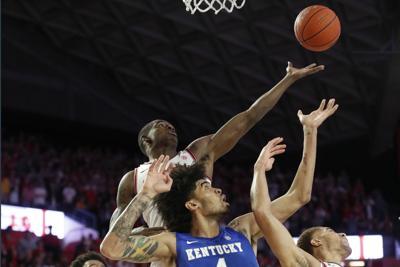 Kentucky Georgia Basketball