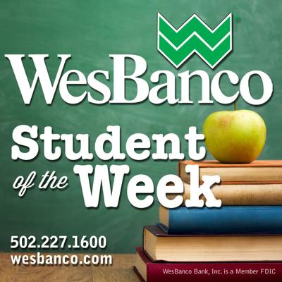 WesBanco Student of the Week
