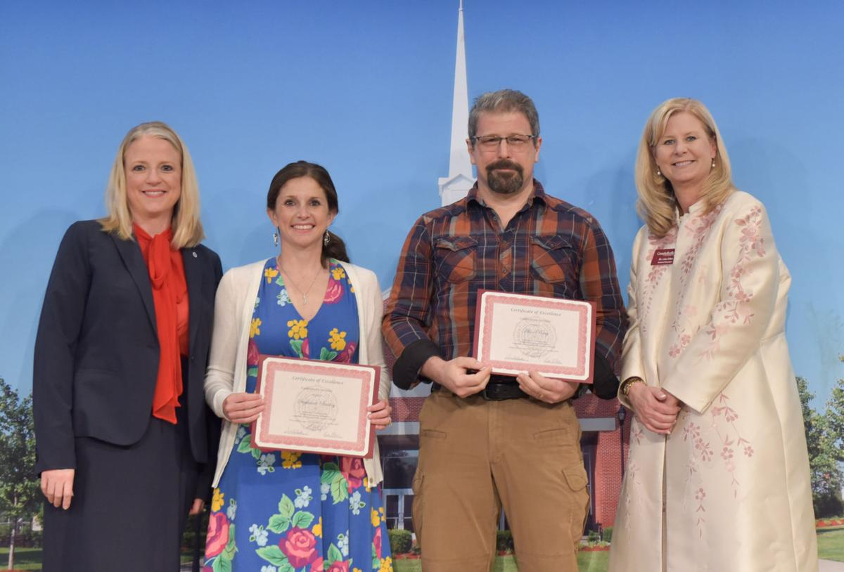 FIS teachers recognized for Excellence in Teaching