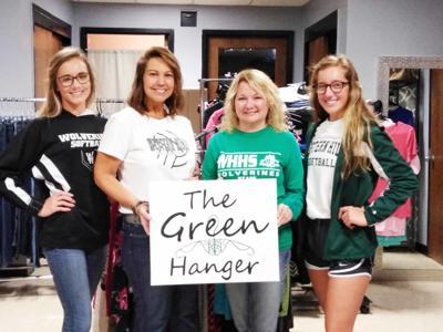 Education Spotlight: The Green Hanger filling a need at Western Hills