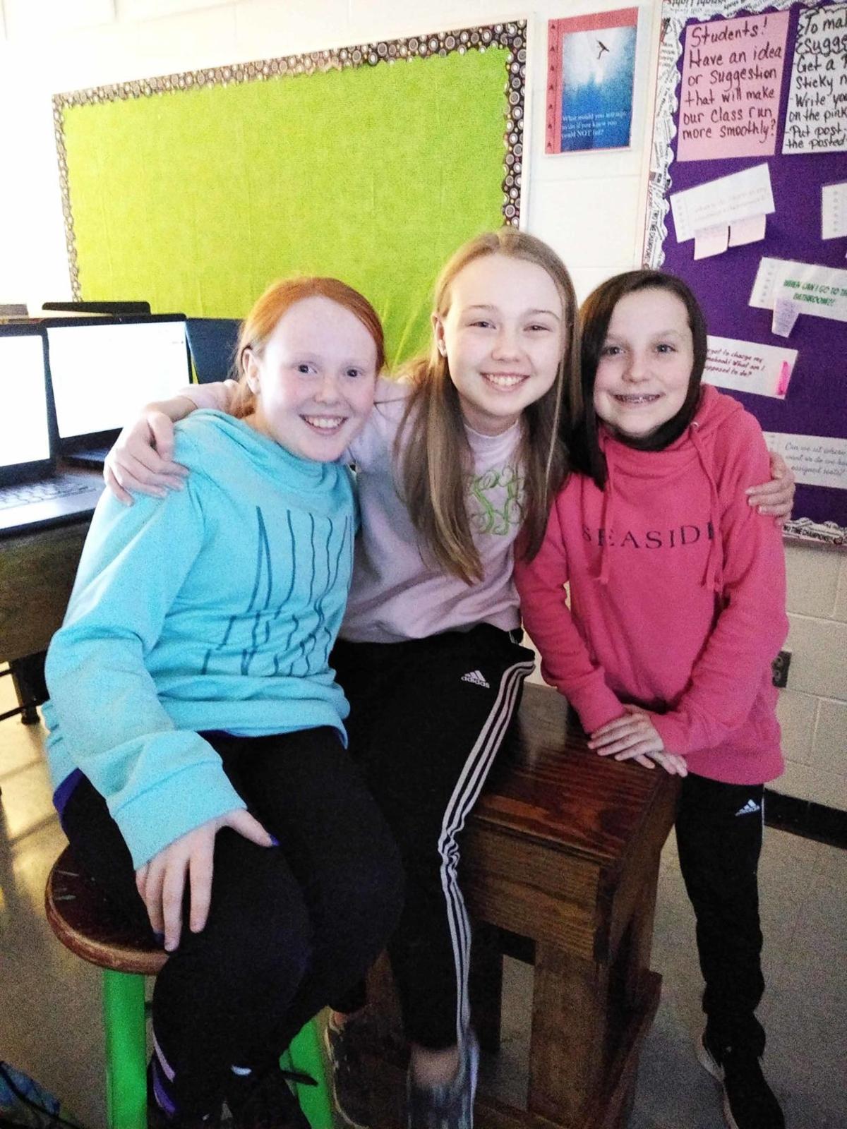 Education Spotlight: Hellard makes classroom 'feel like home'