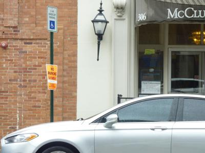 You Asked: Is handicapped parking enforced?