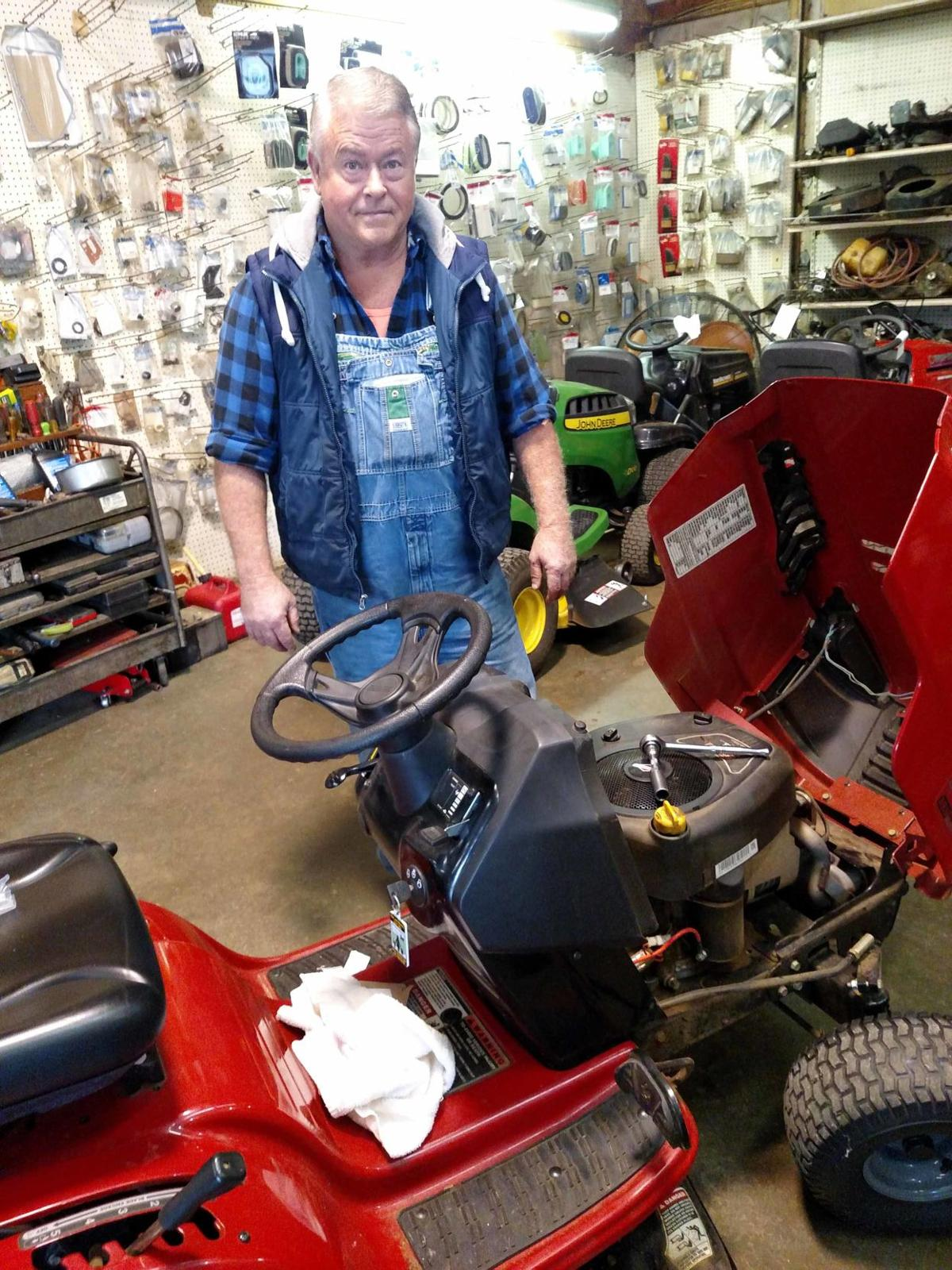 Business Spotlight: Ever the tinkerer, Napier can fix it all