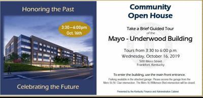 Mayo-Underwood Community Open House