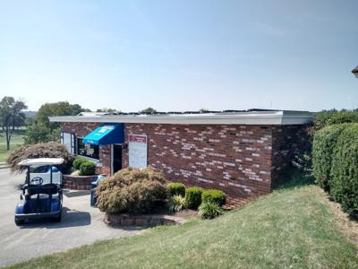 Juniper Hill solar panels