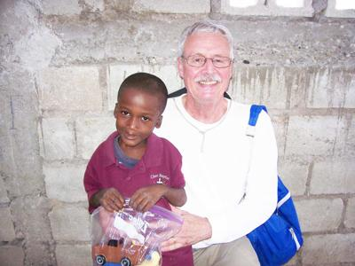 Volunteer Spirit: Rexroat making a difference here and abroad