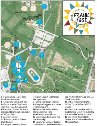 FrankFest to kick off summer season at Lakeview Park Sunday