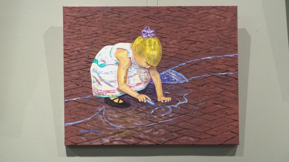 Charles Booe work