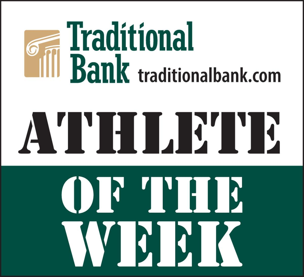 New Athlete of the Week logo