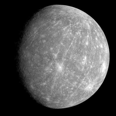 Mercury as Never Seen Before
