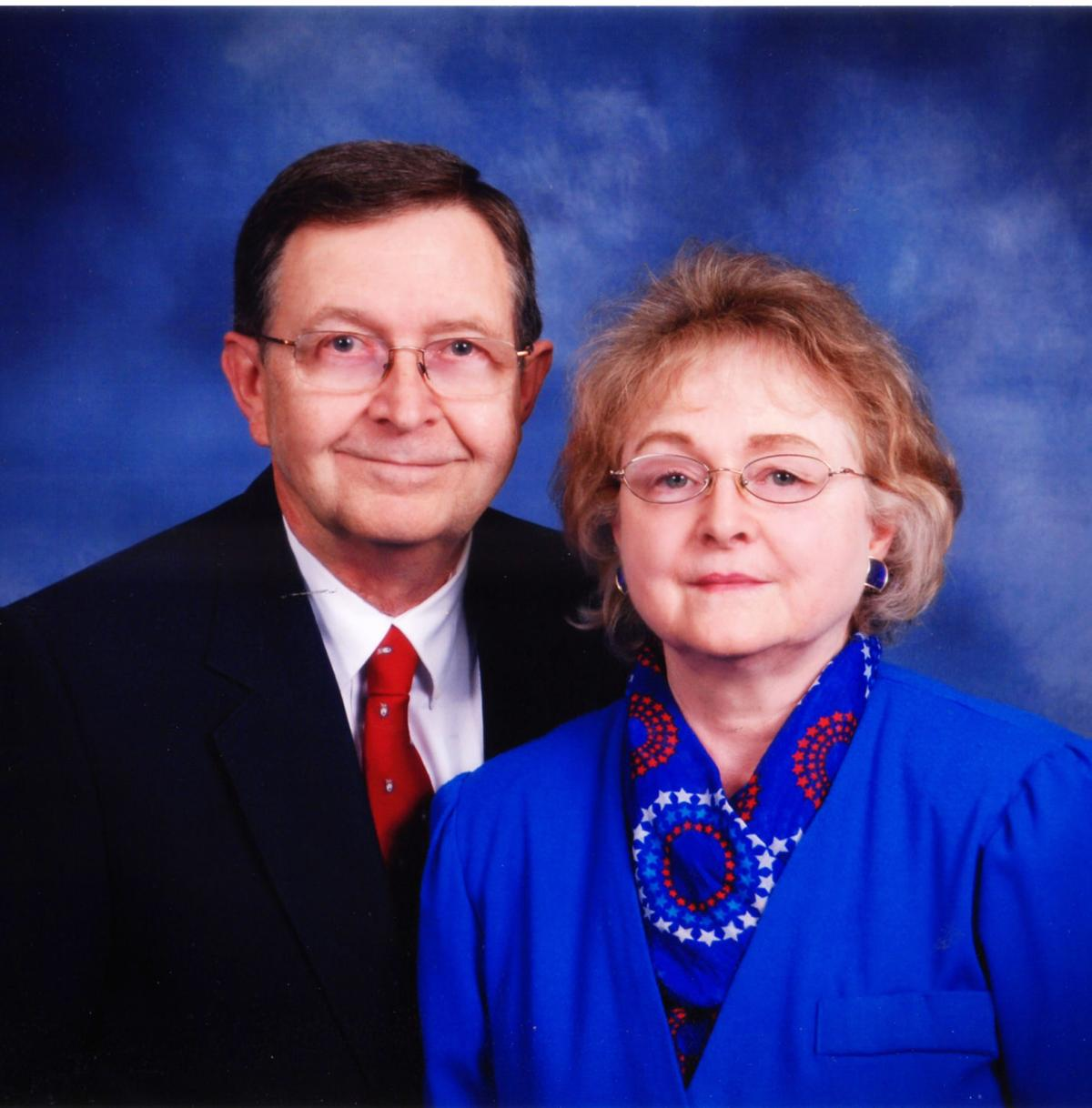 Barry and Donna Marston