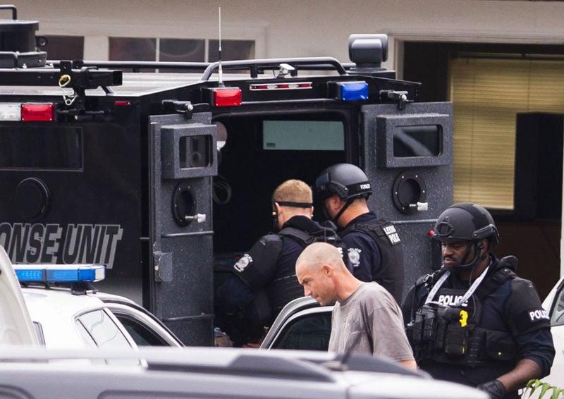 UPDATED: Police arrest Garten in Lexington in connection with murder