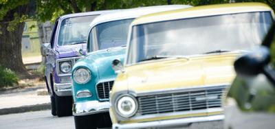 Cruisin' for a cause: Local drivers take to the streets