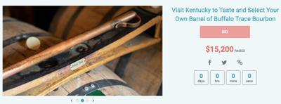 010321 Bourbon auction