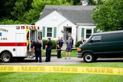 UPDATED: Two die in shooting on Alexander Street