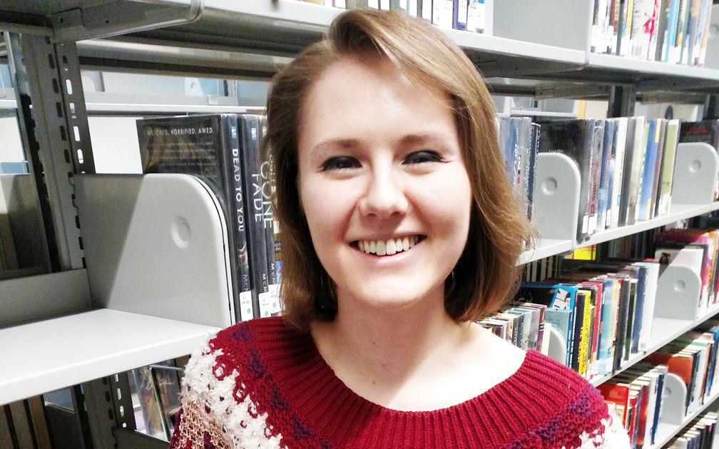 Volunteer Spirit: FCHS senior books gig volunteering at library