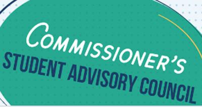 Commissioner's student advisory council
