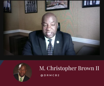 Brown interview
