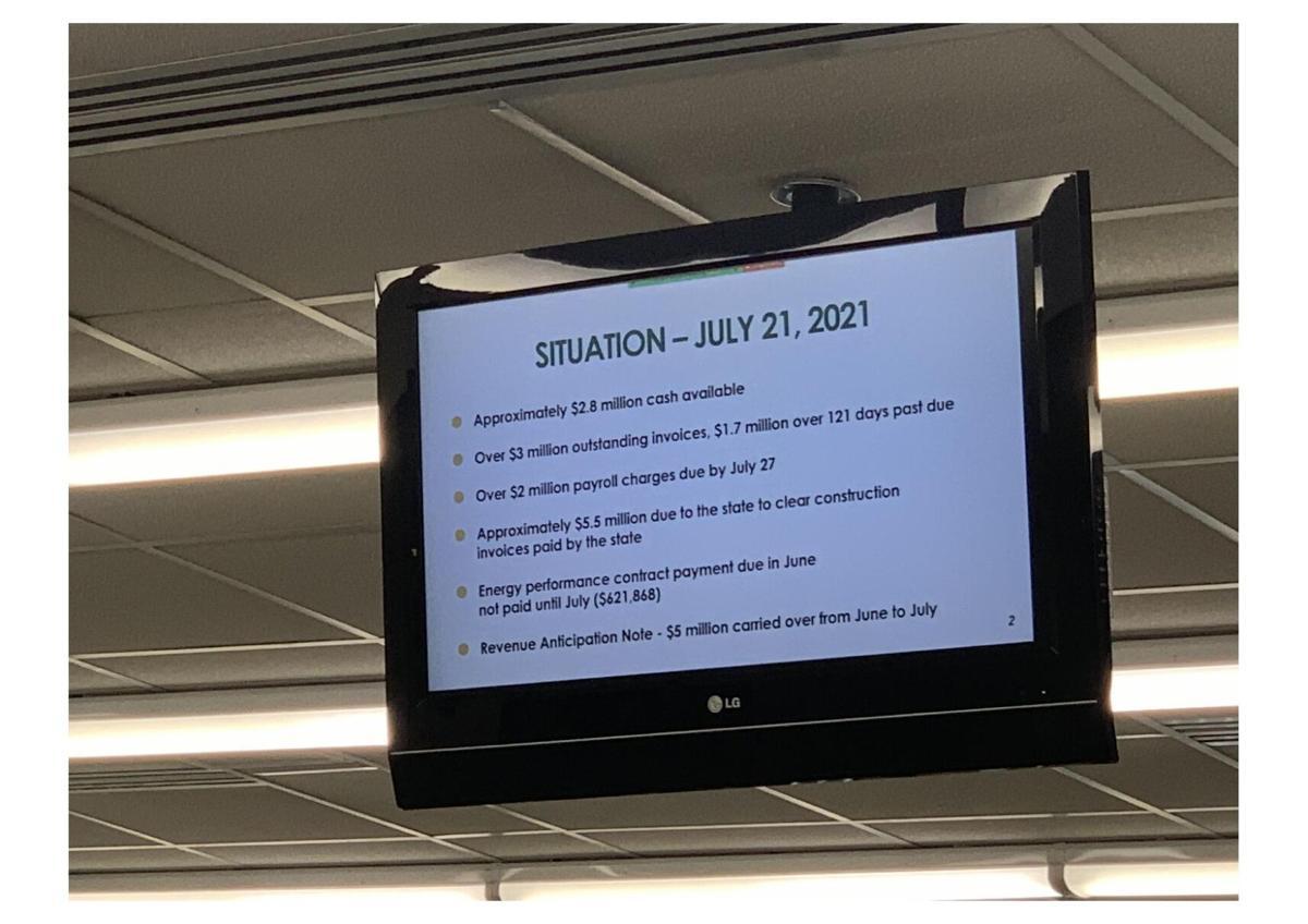 CFO Rush presentation