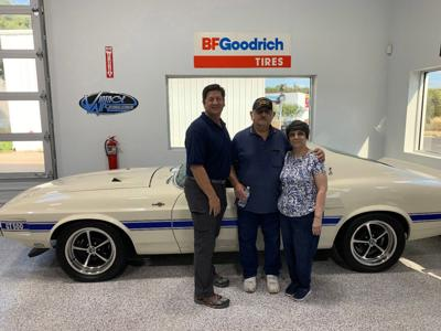 Auto shop owner paid off an employee's mortgage so the mechanic could retire