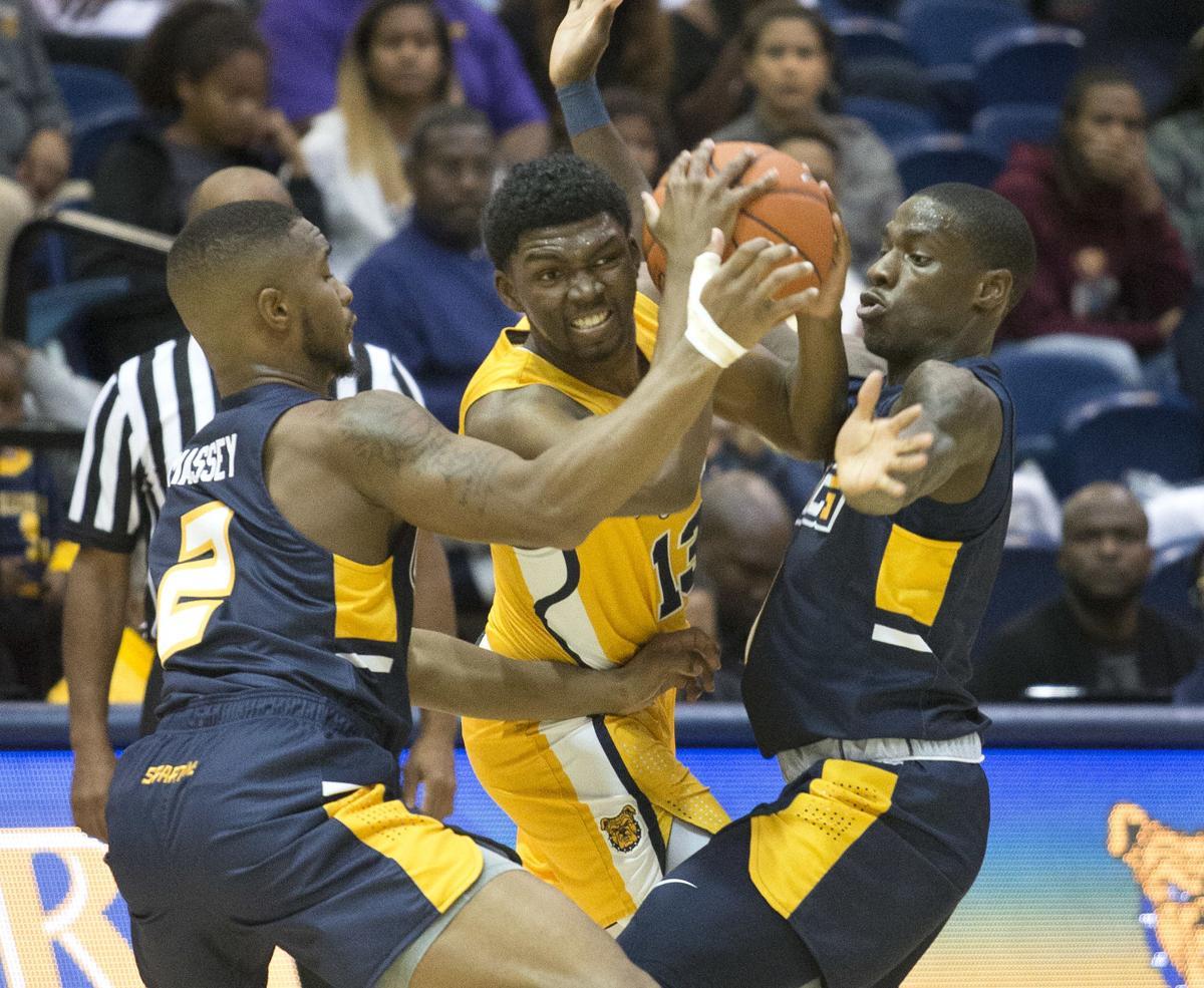 N.C. A&T UNCG men's basketball 2018 (copy)