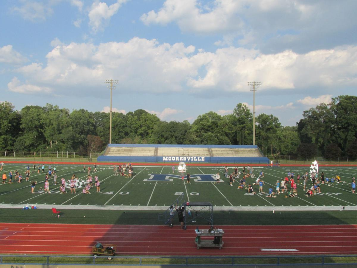 Band Utopia:' A look into Mooresville High School's marching