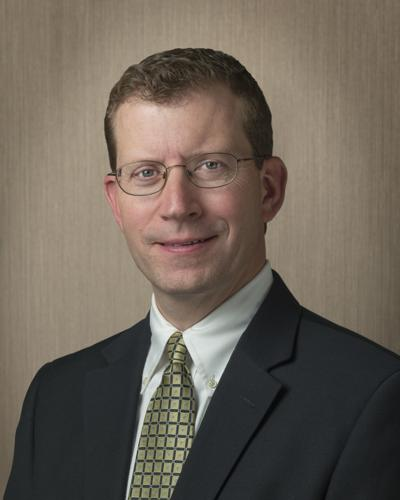 Iredell Health System President & CEO John Green