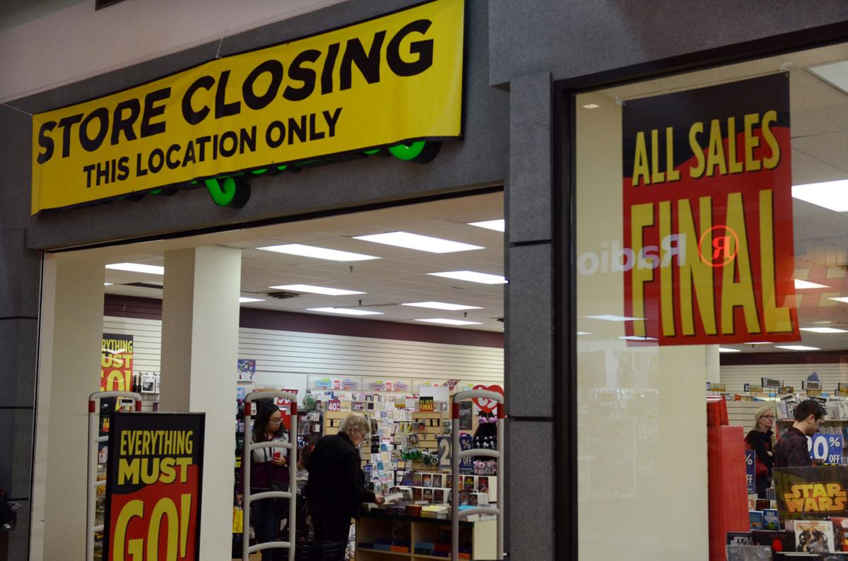 Bookland closing to leave Signal Hill Mall with 11 stores