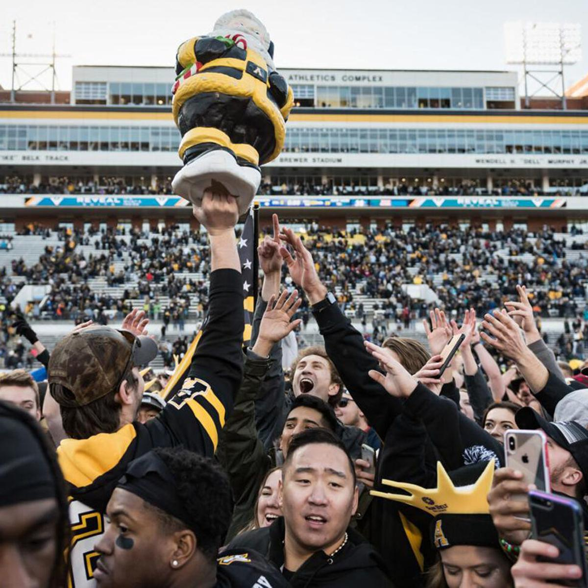 Appalachian State Starting Season With No Fans Sports News Statesville Com