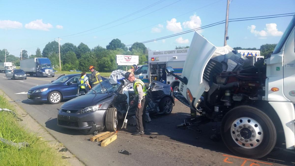 Driver charged in statesville crash that killed 8 year old