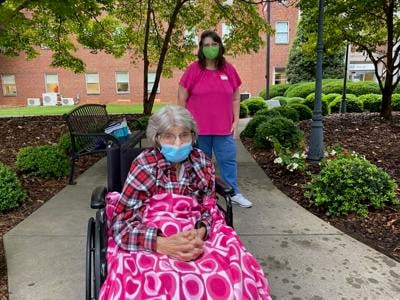 Iredell Health's skilled nursing facility reopens for visitation