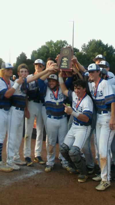 Mooresville-Corinth Holders baseball final
