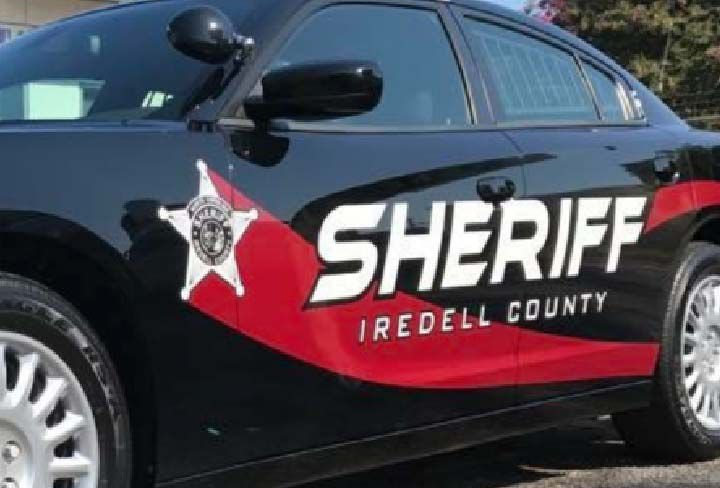 Iredell County Sheriff's Office patrol car generic