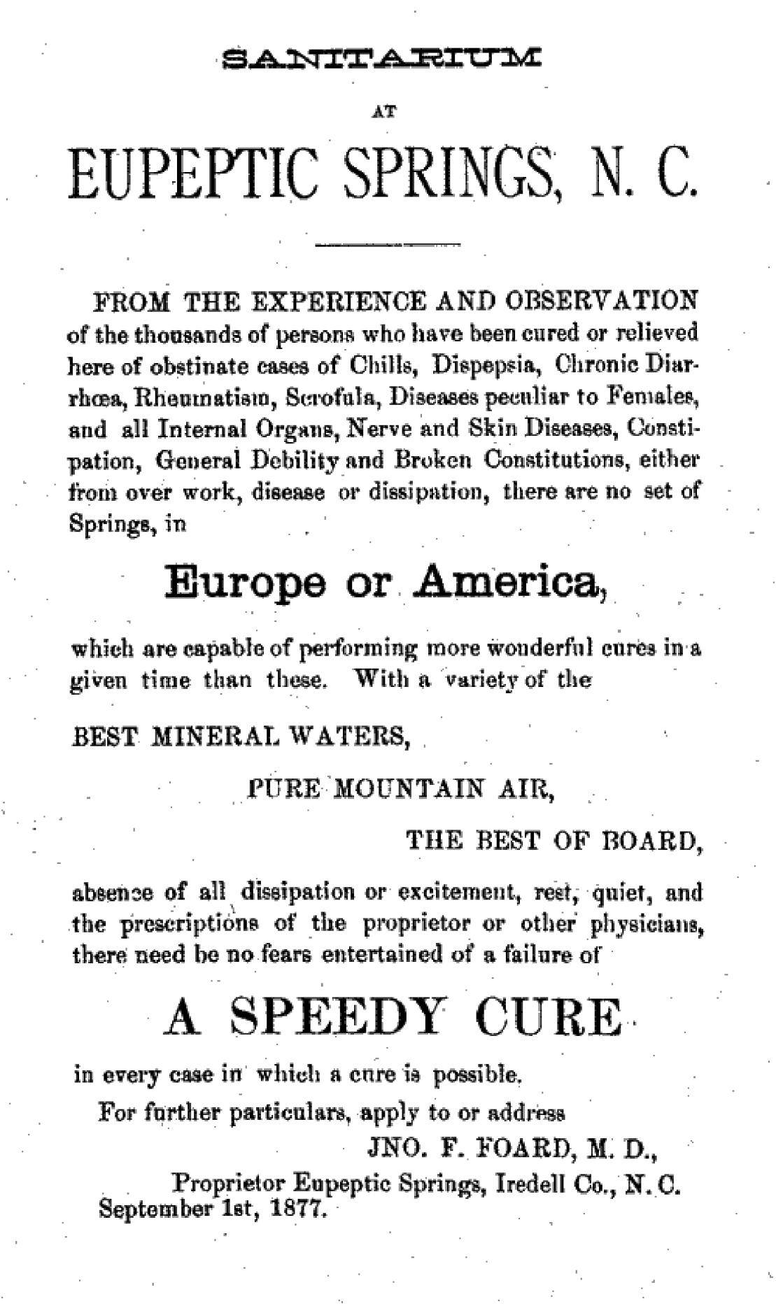 1877 Sanitarium Ad.gif