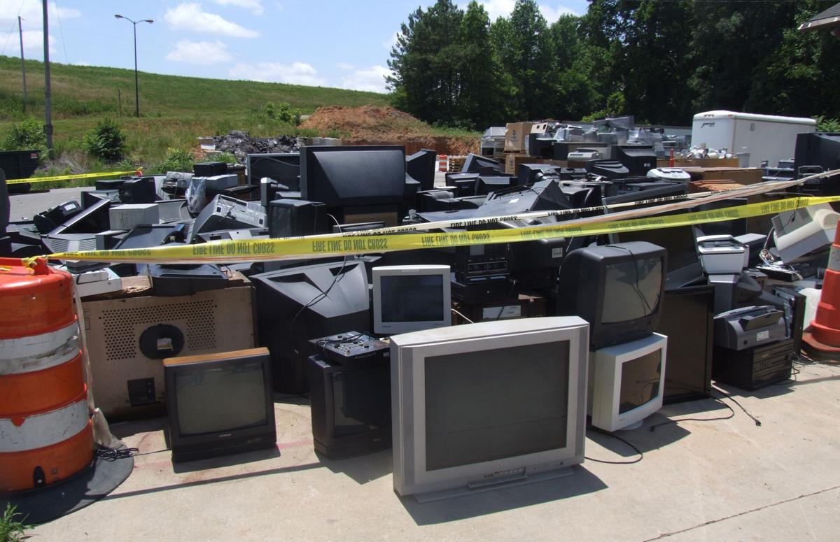 Fee Coming For Old Tv Disposal In Iredell Latest Headlines Statesville Com