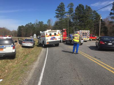 Update Two Confirmed Dead In Two Vehicle Iredell Crash Highway