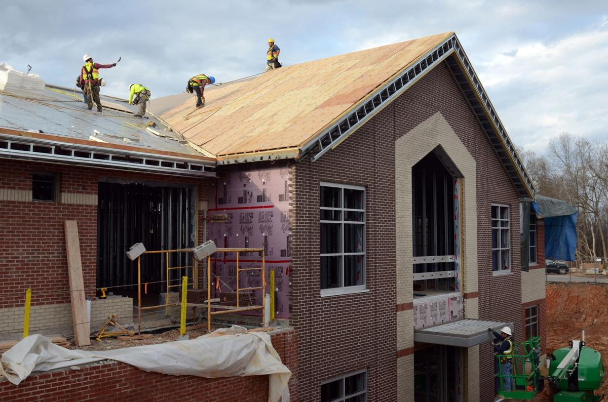 Cool Spring project on pace for August completion | News